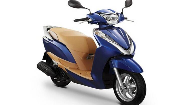 Honda To Launch 9 Two Wheelers In India In 2015 The