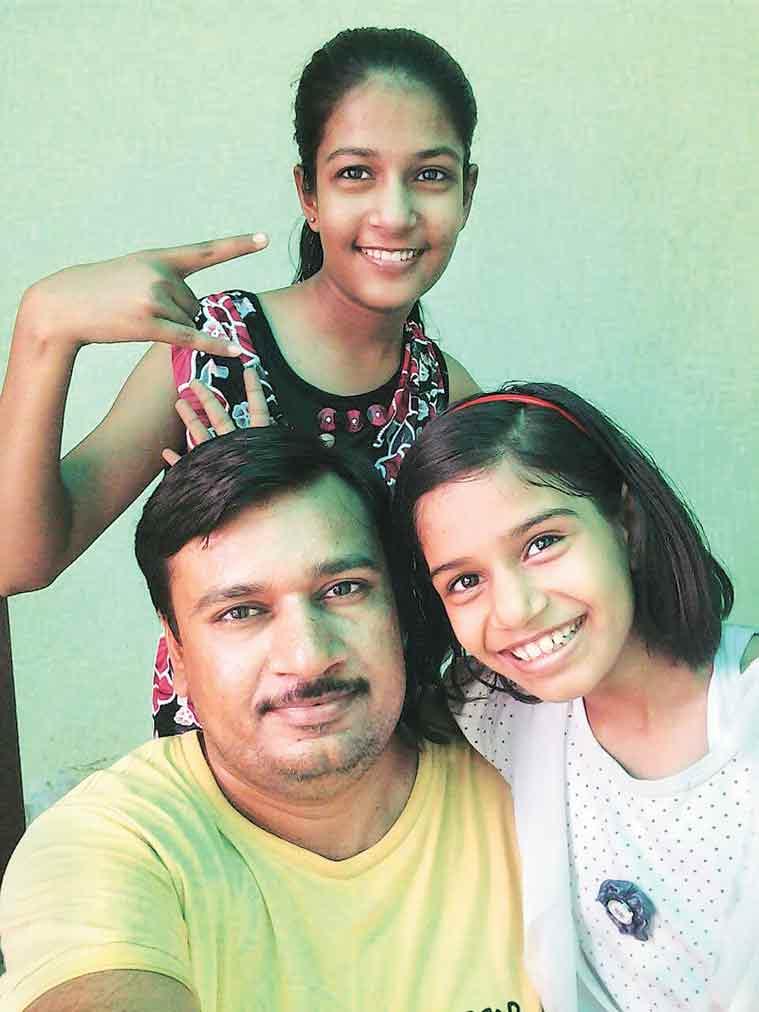 Haryana Daughter selfie contest,  Daughter selfie Haryana, Haryana girl child selfie contest, Haryana girl selfie contest, Haryana sex ratios, girl child, female foeticide, Bibipur Haryana sex ratios, anti-women attitudes, indian express, india news, nation news