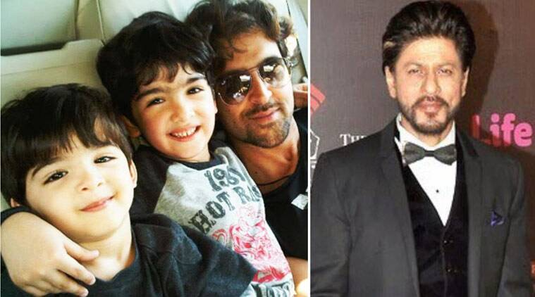 Didnt Know How To Introduce Shah Rukh Khan To Kids Hrithik Roshan