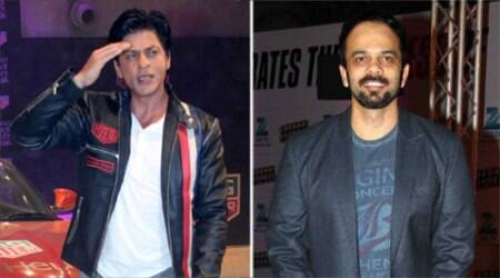 Shah Rukh Khan finds working with Rohit Shetty pathetic and his reason is hilarious