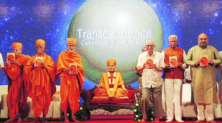 Hinduism, Amit shah, BJP, BJP President, BAPS, A P J Abdul Kalam, Transcendence, Swaminarayan, tradition of sainthood, sainthood, ahmedabad news, city news, local news, gujarat news, Indian Express