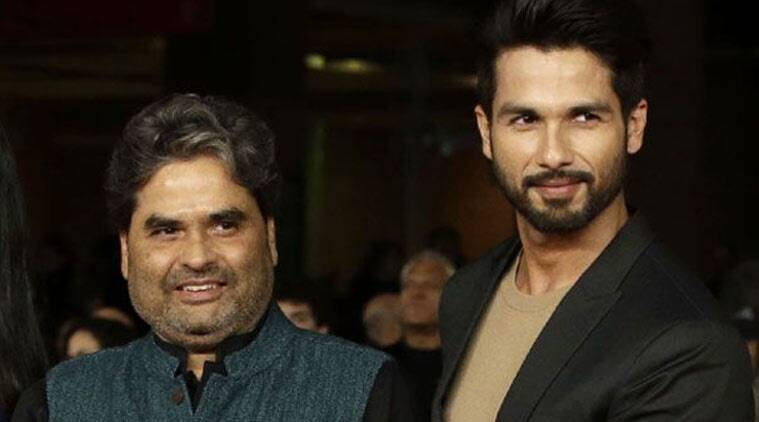 Image result for vishal bhardwaj and shahid kapoor