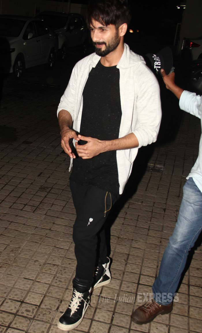 Movie time for groom-to-be Shahid, Shraddha promotes ABCD 2