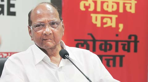 Nationalist Congress Party, Sharad Pawar, Ram Jethmalani, Dawood Ibrahim, Mumbai news, maharashtra news, india news, nation news, news