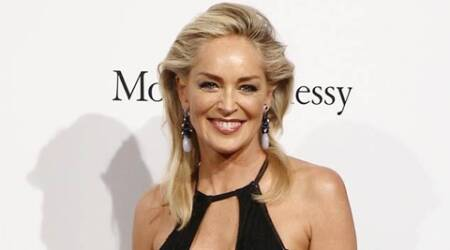 Sharon Stone poses nude for magazine cover at57