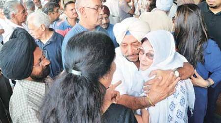 Shiv Singh cremated: 'His presence was felt, and now his absence will also be felt'