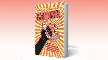 Book Review: Murder with Bengali Characteristics