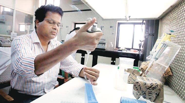 Beef ban, Shrikant Lade, Assistant Director, Kalina Forensic Lab, Maharashtra beef ban, The Indian Express