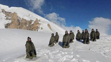 From Siachen to South China Sea, Indian armed forces observe International Yoga Day