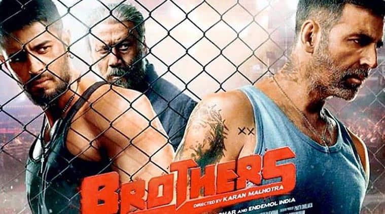 Sidharth Malhotra, Karan Malhotra, Akshay Kumar, Brothers