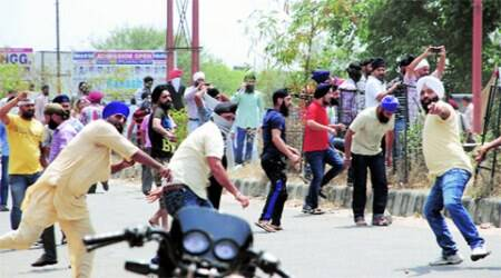 Protest in Jammu over removal of Jarnail Singh Bhindranwale's poster