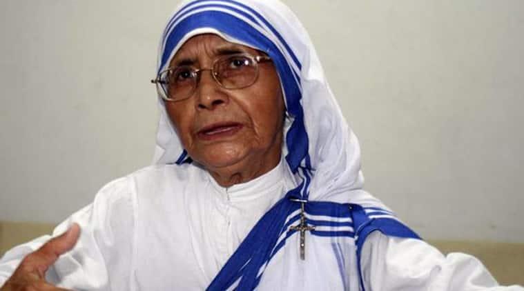 Sister Nirmala, Sister Nirmala death, Sister Nirmala passes away, Nirmala Joshi, Nirmala Joshi death, Mother Teresa, Sister Nirmala Missionaries of Charity, St John's Church, Mamata Banerjee, Kolkata news, India news