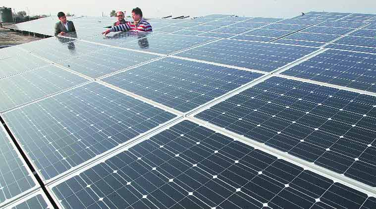 Solar Energy, Solar cell import in India, Piyush Goyal, Solar energy in India, latest news, India news, solar cell Production in India news, latest news, India news, National news
