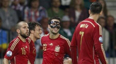 Spain lack potency in attack