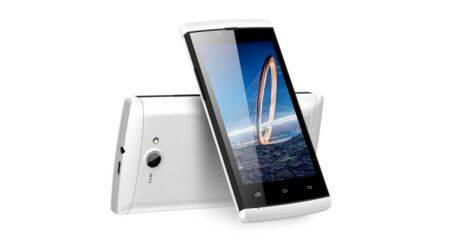 Spice unveils four Android smartphone under Rs 4,500