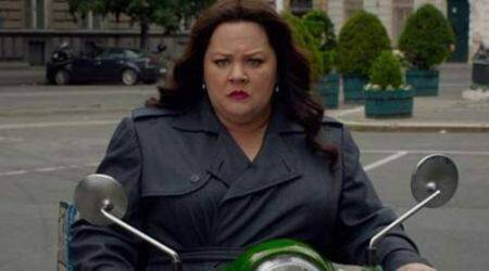 Spy review: Watch it for MelissaMcCarthy