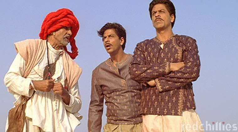 Paheli' clocks 10, Amitabh Bachchan, Shah Rukh Khan nostalgic |  Entertainment News,The Indian Express