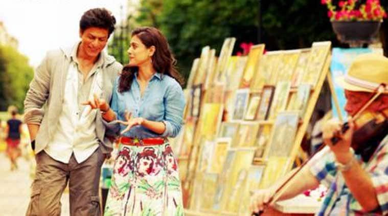 Shah Rukh Khan, Kajol, Dilwale, Shah Rukh Khan Dilwale, Kajol Dilwale, Rohit Shetty, Shah Rukh Khan Bulgaria, Kajol Bulgaria, bollywood, entertainment