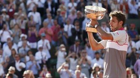 Stanislas Wawrinka tames Novak Djokovic to win first French Open, second Grand Slam
