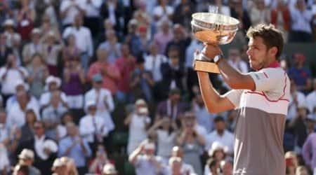 Stanislas Wawrinka tames Novak Djokovic to win first French Open, second GrandSlam