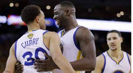NBA Finals Game Five: Golden State Warriors one win away from first title in 40 years