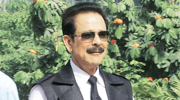Sahara group, Sahara, Aamby Valley, Subrata Roy, Supreme Court, Subrata Roy bail, business news, indian express news, latest