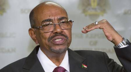 Omar al-Bashir, Sudan President, South Africa, Sudan, Sudan president arrest order, al bashir arrest order, International Criminal Court, Sudanese President South Africa, South Africa court, Omar al-Bashir arrest, al-bashir arrest, ICC order, Restriction order, International arrest order, South African court, South Africa news, Sudan news, Africa news, World news, Indian Express