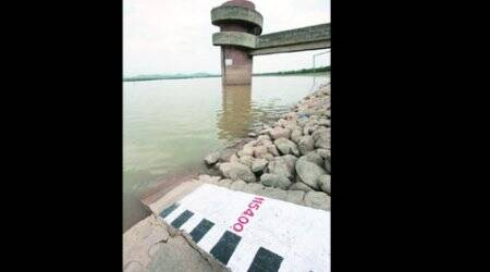 Hot weather leads to dip in water level of Sukhna Lake in Chandigarh