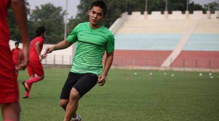 Oman are a better side but we will give our best: Sunil Chhetri