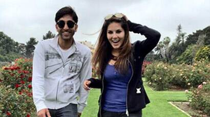 Meet Sunny Leone's kid brother Sundeep Vohra and her family