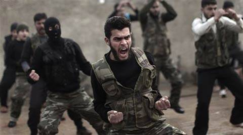 Islamic State, IS, ISIS, ISIL, Daesh, Syrian rebels, Syrian fighters, Syrian recruit, Syrian volunteers, US military program, US military training, US army plan, US recruitment, Syria news, Middle East news, Washington news, US news, World news, International news