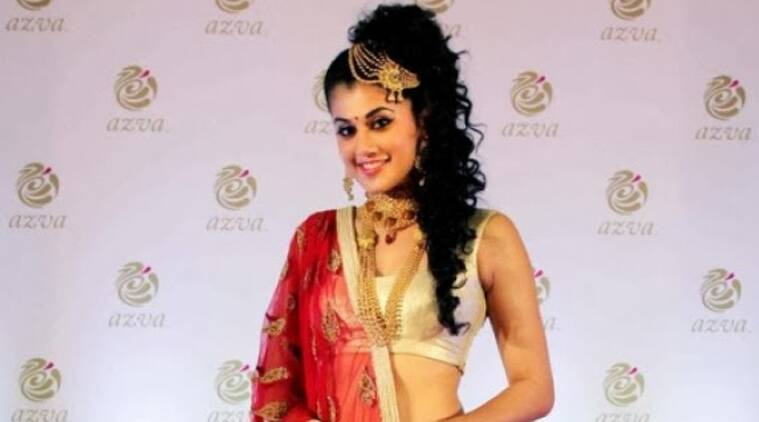 taapsee pannu, actress taapsee pannu, taapsee pannu news, taapsee pannu movies, taapsee pannu upcoming movies, runningshaadi.com, taapsee pannu in runnigshaadi.com, agra ka daabra, taapsee pannu in agra ka daabra, entertainment news
