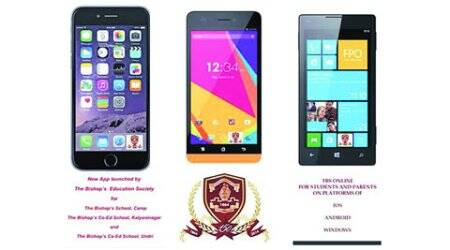 Pune: Bishop's School shows the way, launches an App to updateparents