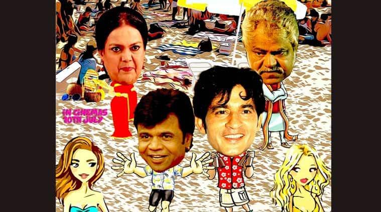 Thoda Lutf Thoda Ishq, Thoda Lutf Thoda Ishq movie, Thoda Lutf Thoda Ishq trailer, rajpal yadav, hiten tejwani, entertainment news