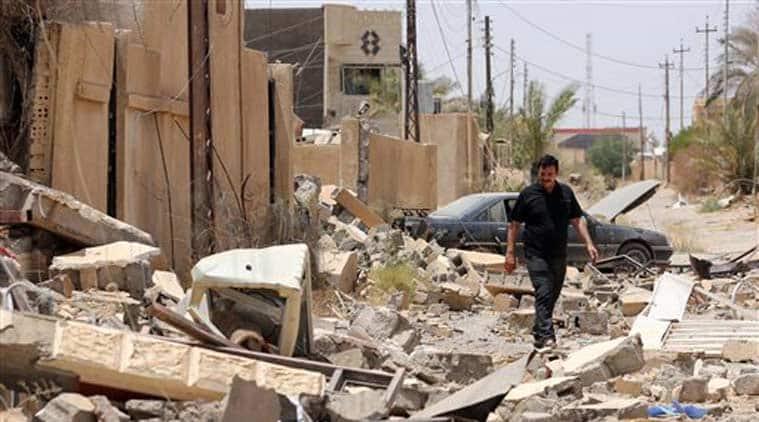 Islamic State, IS, ISIS, ISIL, Daesh, Iraq, Tikrit, Iraqi, Iraqi refugee, iraqi citizens, Tikrit news, Iraq news, Middle East news, Asia news, World news, International news, Indian Express