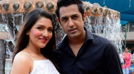 When Gippy Grewal saved Tina Ahuja from cold weather