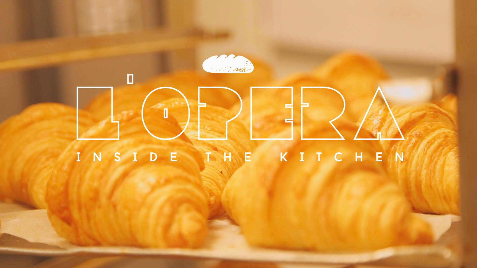 L'opera: Inside the Kitchen