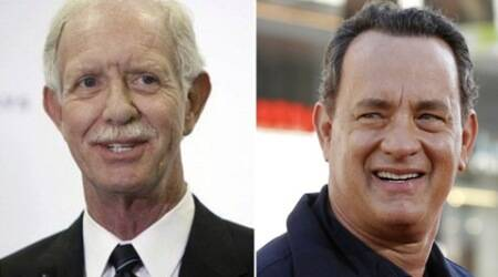 Tom Hanks, Sullenberger, Clint Wastwood, Warner Bros, Tom Hanks Warner Bros, Tom Hanks Clint Eastwood, Tom Hanks Sullenberger, Captain Chesley Sully Sullenberger, actor Tom Hanks, Tom Hanks Inferno, Tom Hanks Steven Spielberg, Tom Hanks Bridge of Spies, Tom Hanks movies, Entertainment news