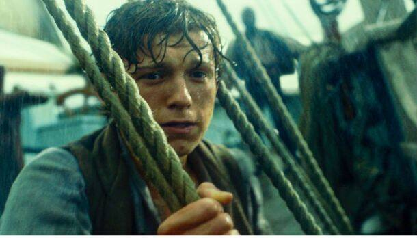 Tom Holland, In the heart of the sea