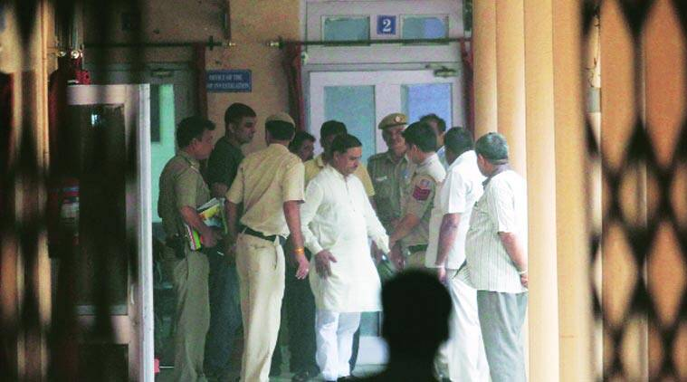 Police said they wanted to bring Tomar face to face with Chauhan. (Source: Express photo)