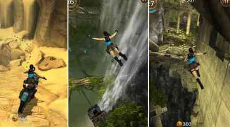 Lara Croft, Rebus and more: Top 5 free games for your mobile phone this June