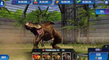 Jurassic World to Terminator Genisys: Top 5 mobile games this week