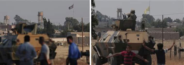 IS, ISIS, IS , ISIS news, Turkish soldiers, turkish territory, Turkish border, Kurdish army, Kurdish soldiers, ISIS-Syria, iraq border, Turkey border, IS militants, IS army international news middle east news