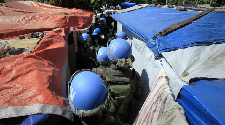 United Nations, UN peacekeepers abuse, UN peacekeepers sexual abuse