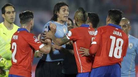 After Copa America exit, Uruguay left with 'bitter taste' inmouth