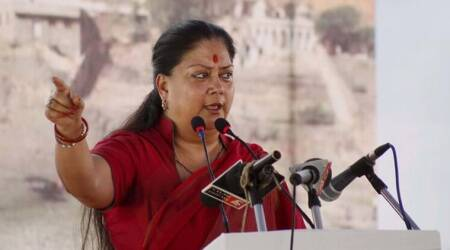 Vasundhara Raje, Vasundhara Raje rajasthan, Alwar lynch, Alwar lynching case, latest news, Rajasthan, latest india news, indian express