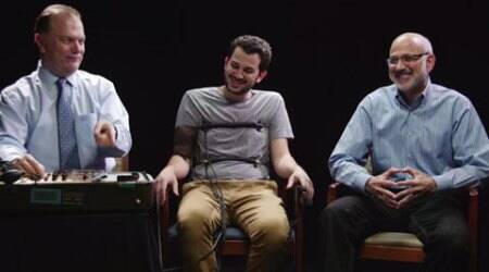 Father's Day: Dads and kids sit down with lie detector, awkwardness follows