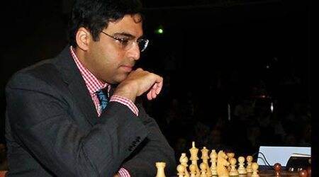 Viswanathan Anand stays at joint-third after draw with Hikaru Nakamura in Norway