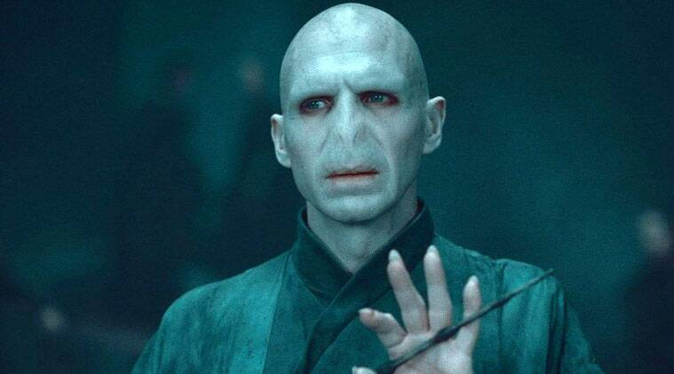 Harry Potter, Voldemort