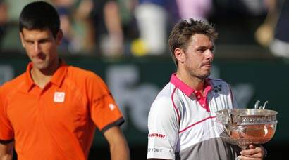 Stan Wawrinka vs Novak Djokovic, Wawrinka Djokovic, Djokovic Wawrinka, French Open 2015 Final, Final French Open, Djokovic Wawrinka French Open, French Open 2015, Tennis News, Tennis Photos, Tennis